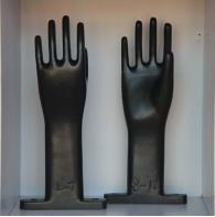 Full coating & 3/4 coating glove Mould with quality