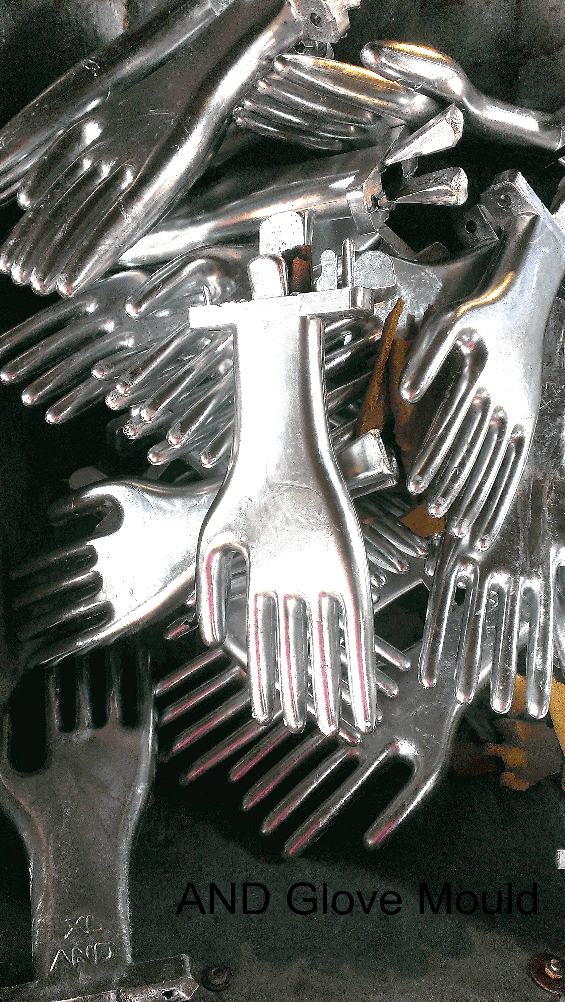 aluminum-glove-mould