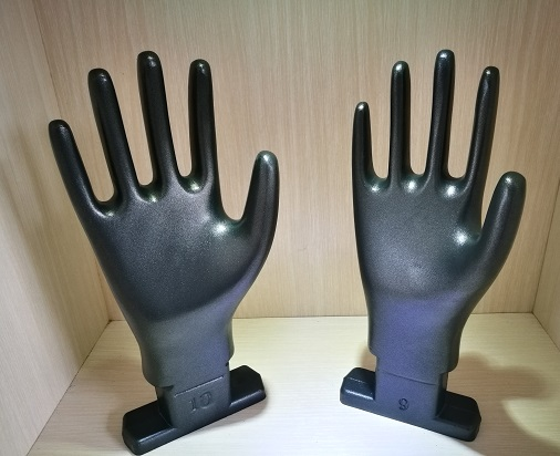 3/4 coating and palm coating nitrile and latex mould